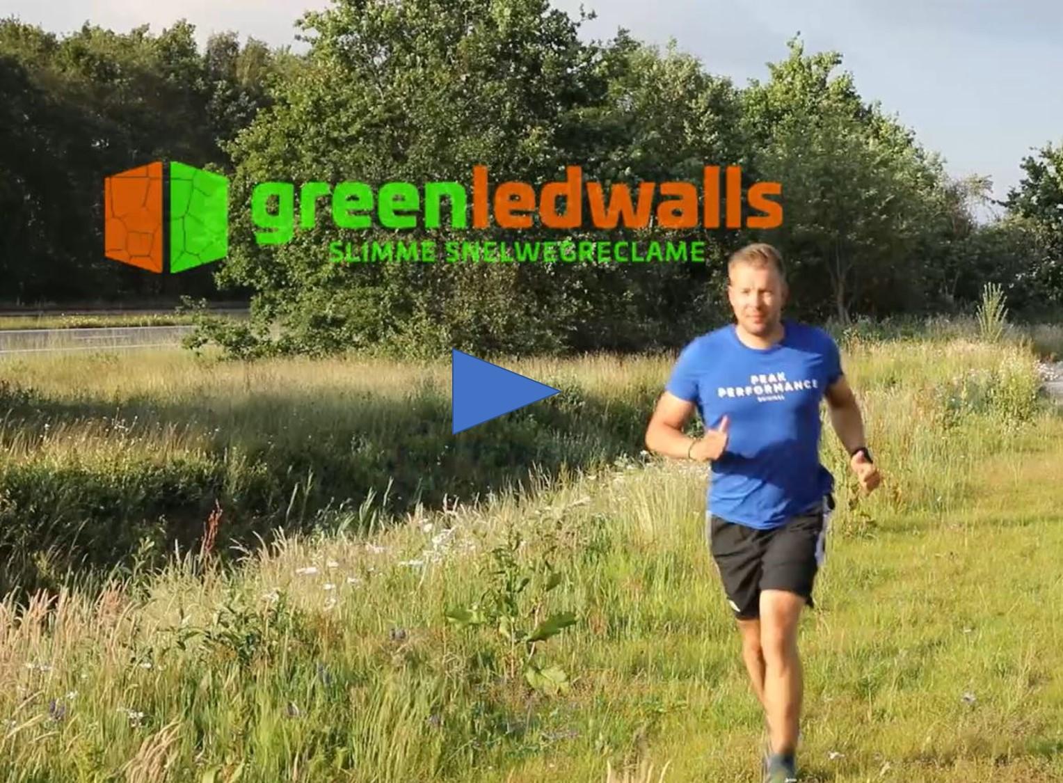 Green Ledwalls, een lichtend voorbeeld!