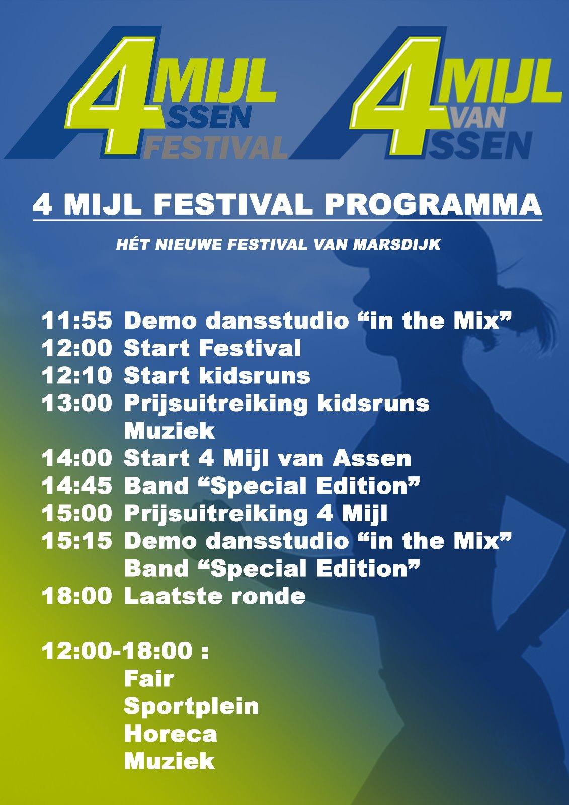 Festival-programma