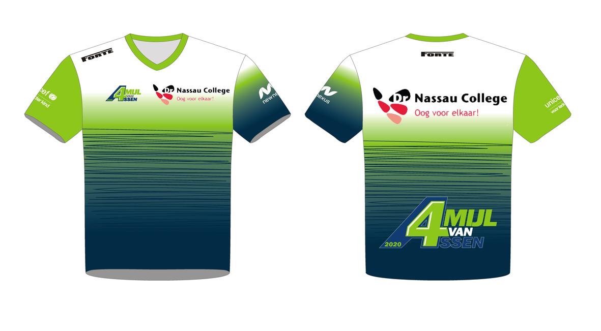 Team Shirt School - 4 Mijl van Assen