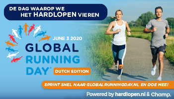 3 juni 2020: Global Running Day !