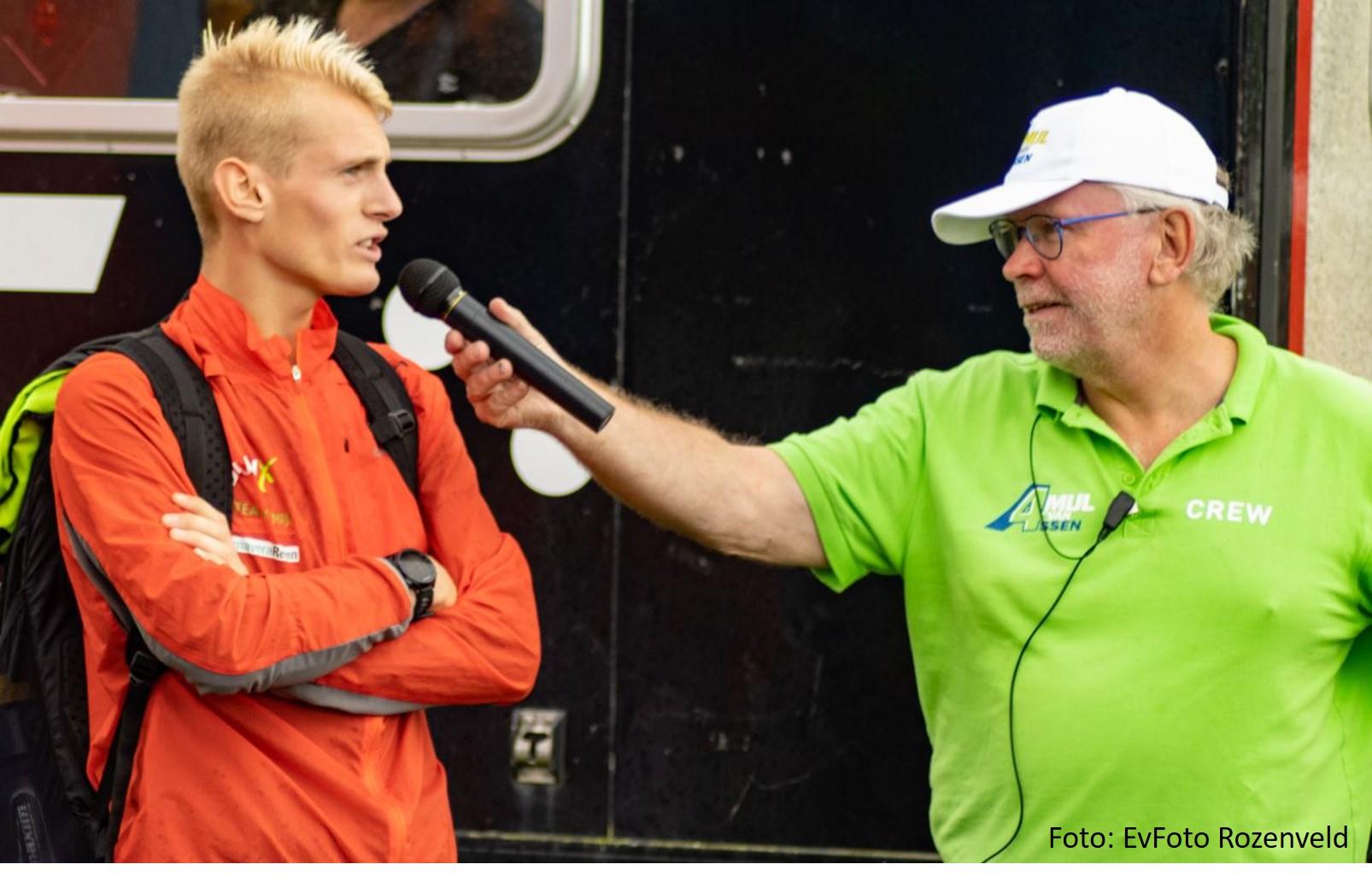Interview met winnaar Tom Hendrikse