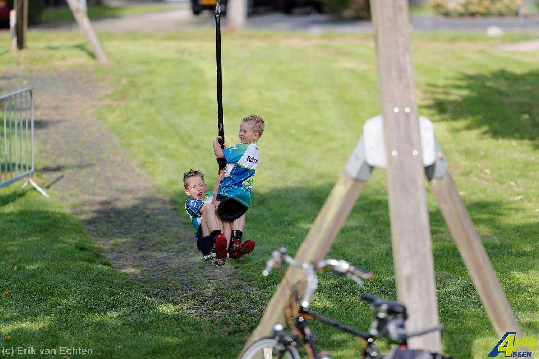 Fotoserie over de kidsruns door Erik van Echten