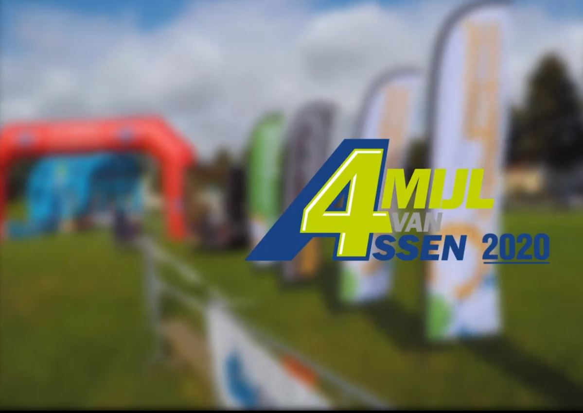 Aftermovie 4 Mijl van Assen - 2020